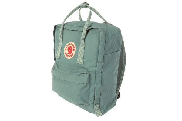 Forest Green Chess Ranken Backpack