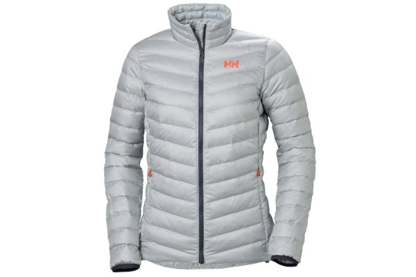 Light Grey Helly Hansen Verglas Jacket