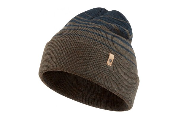 Fjallraven Classic Striped Knit Hat - Beanie