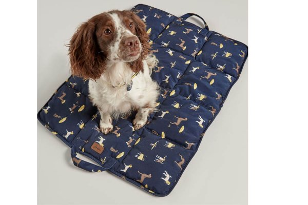 Joules Dog Bed - Coastal Travel