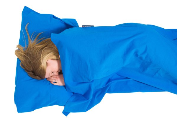 Anti Bac Lifeventure Cotton Sleeping Bag Liner