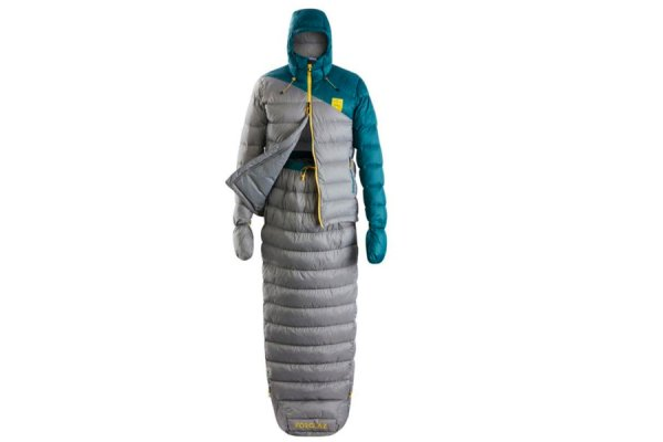 Forclaz Sleeping Jacket Suit Trekking 900