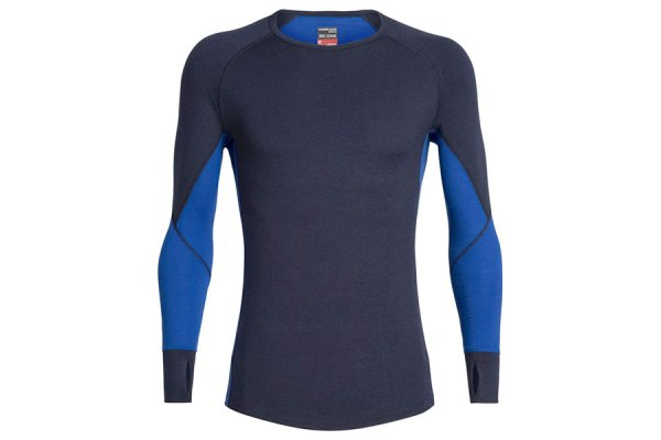 Icebreaker Men's 260 Zone Crewe Top