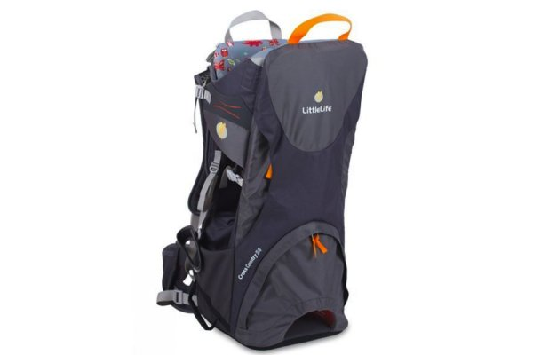 LittleLife Cross Country Child Carrier S4