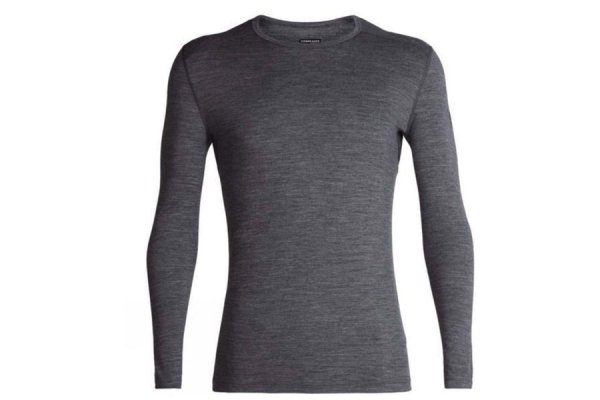 Icebreaker - Mens Crewe Thermal Top