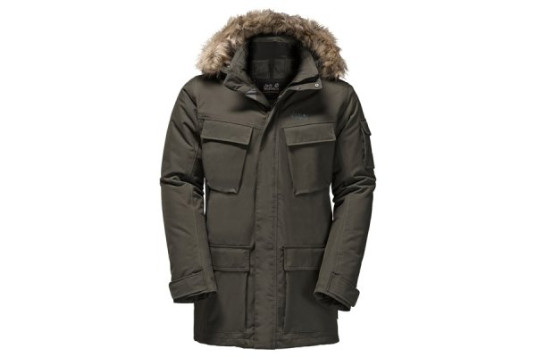 Jack Wolfskin Mens Glacier Canyon Jacket