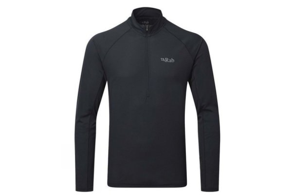 Mens Rab Pulse Long Sleeve Top