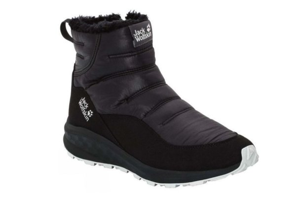 Jack Wolfskin Womens Nevada Ride Low Boot