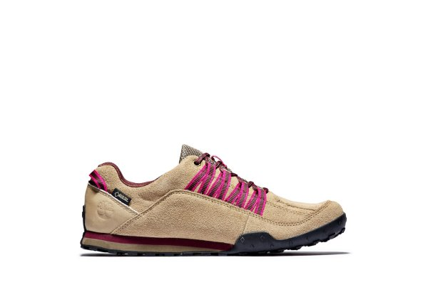 Timberland Greeley Gore-tex� Low Hiker For Women In Beige