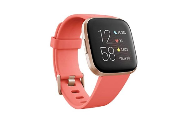 Fitbit Versa 2 Health & Fitness Smartwatch with Voice Contro