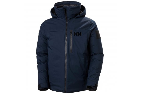 Helly Hansen Arctic Ocean Puffy Sailing Jacket Navy XXL