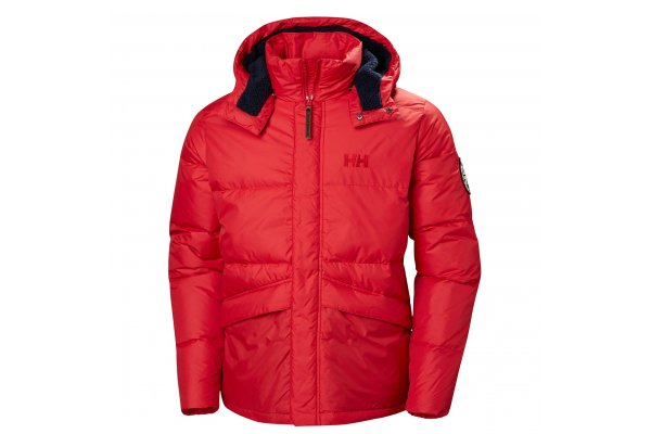 Helly Hansen Mens 1877 Down Jacket Red XXL