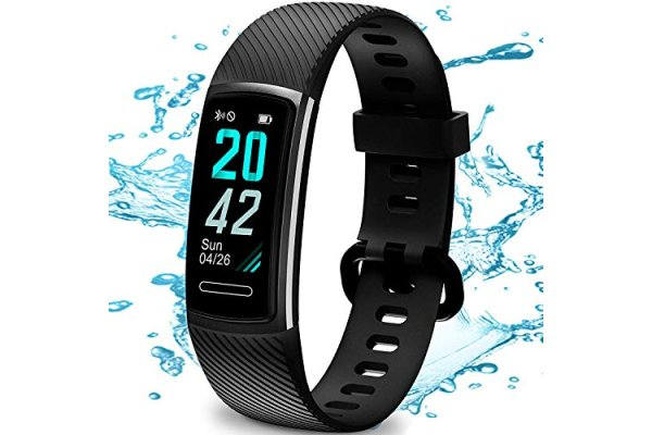 Updated 2020 Version High-End Fitness Trackers HR, Activity