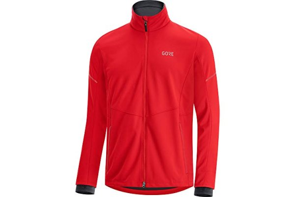 GORE WEAR Men's Running Jacket, R5, GORE-TEX INFINIUM, M, Re