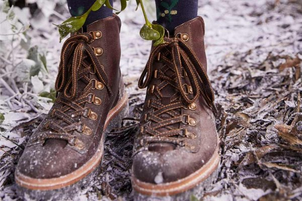 Montrose Hiker Style Lace Up Boot