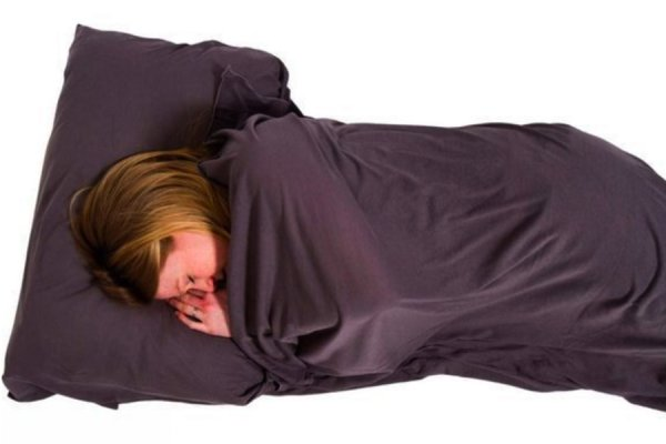 Cotton Stretch Liner for sleeping bags