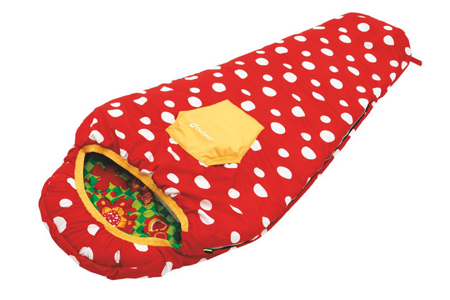Outwell Kids Butterfly Sleeping Bag
