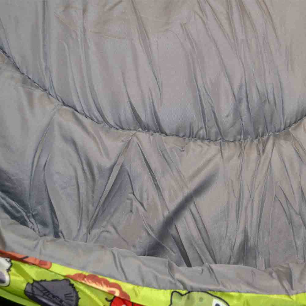 Furry Friends Sleeping Bag - Filling 300g Mono Hollowfibre