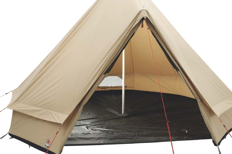Robens Klondike Tent  sc 1 st  Planet C&ing & Robens Klondike Tipi 6 Man Tent 2018 | Planet Camping