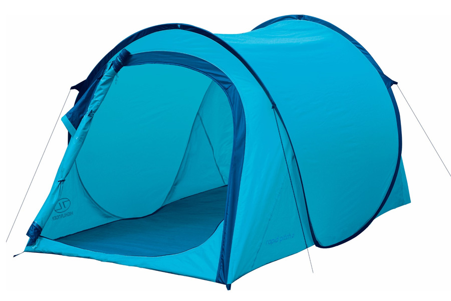 Rapid Pitch 2 Man Tent by Highlander