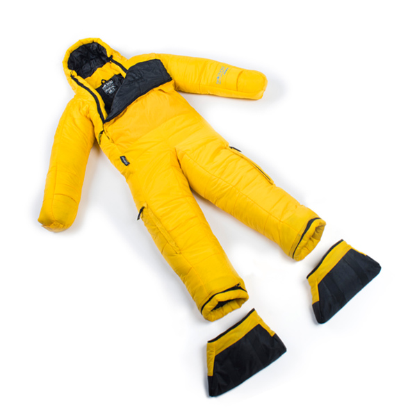 082e83d0a71 Selk'bag 5G Original Sleeping Bag Suit | removable booties