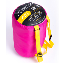 Kids SelkBag Original Stuff Sac - Pink Fiesta