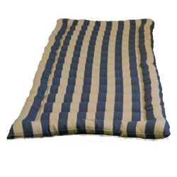 Blue Harbour Stripe Roll Up Bed