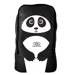 Panda Back Pack Style Stuff Sac