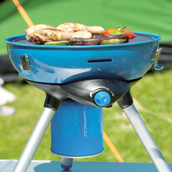 Alfresco Camp Cooking