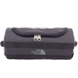 Black North Face Wash Bag