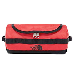 Red The North Face Wash Bag