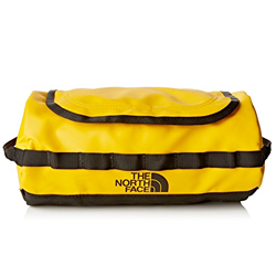 The North Face Wash Bag Yellow