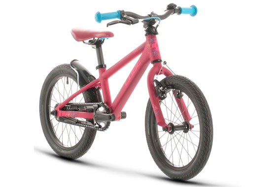 Cube Cubie 160 Kids Bike Berry/Pink/Blue