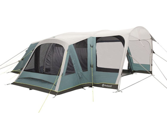 Outwell Hartsdale 6PA Inflatable Tent.