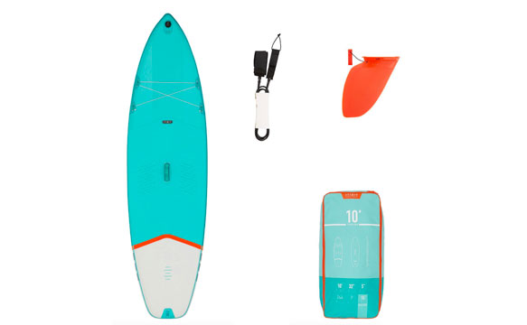 ITIWIT 100 Inflatable Stand Up Paddle Board
