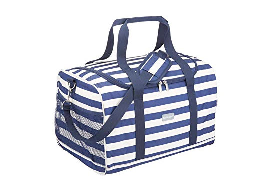 KitchenCrafts Striped coolbag