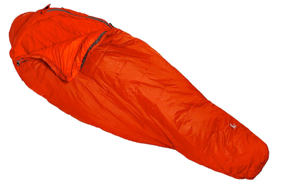 HyperLamina Spark Sleeping Bag by Mountain Hardwear
