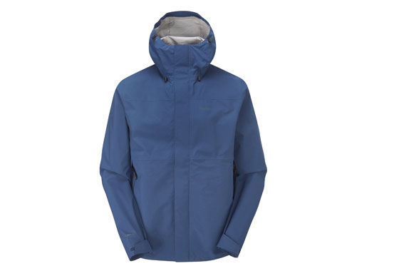 Mens Rohan Ridge Waterproof Jacket