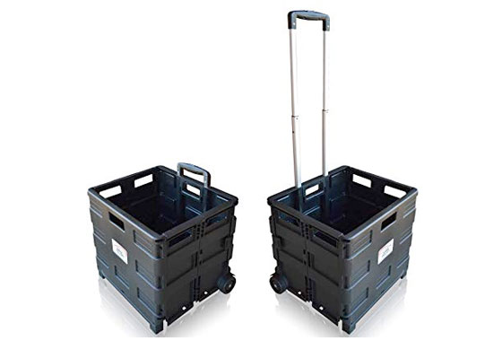 Sun Leisure Pack&Go Trolley