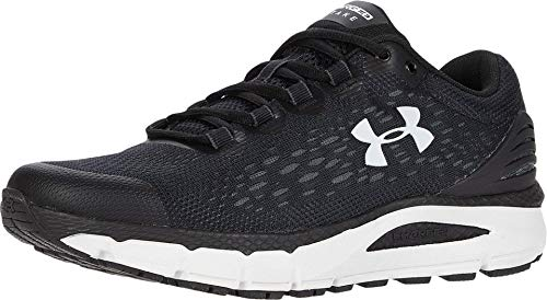 Under Armour Women's Charged Intake 4 Running Shoes, Black B